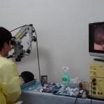 白内障手術実習