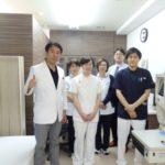 ORT(視能訓練士)実習生の研修を受け入れました 6