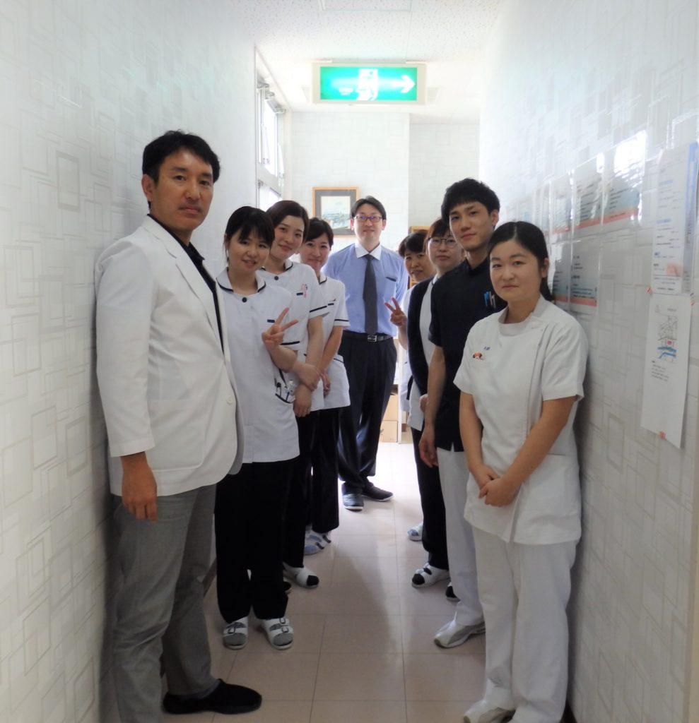ORT(視能訓練士)実習生の研修を受け入れました 9