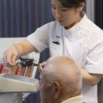 ORT(視能訓練士)実習生の研修を受け入れました 5