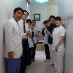 ORT(視能訓練士)実習生の研修を受け入れました 8