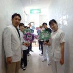ORT(視能訓練士)実習生の研修を受け入れました 10