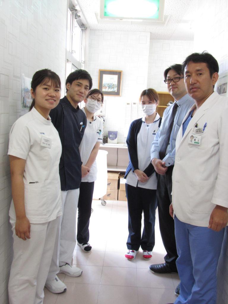 ORT(視能訓練士)実習生の研修を受け入れました 11
