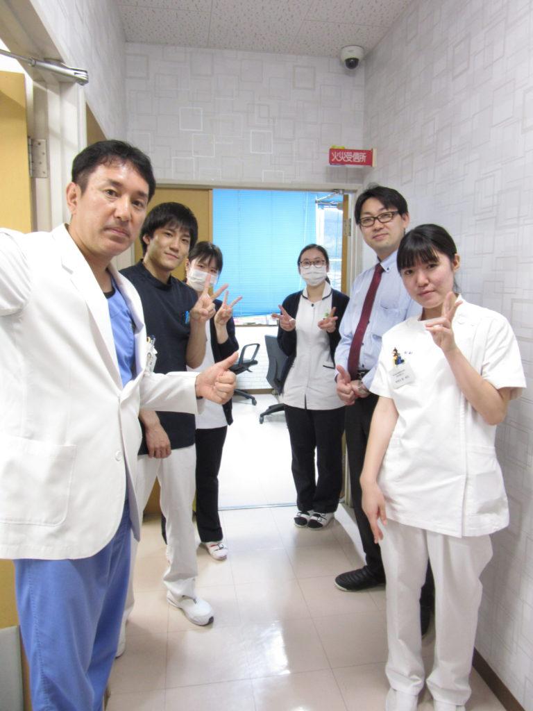 ORT(視能訓練士)実習生の研修を受け入れました 12